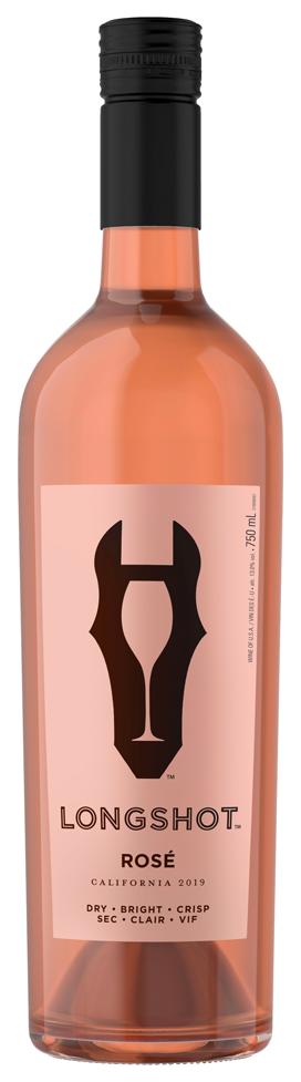 Rosé Bottle