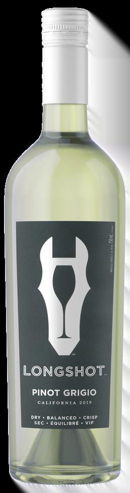 Bouteille de Pinot Grigio