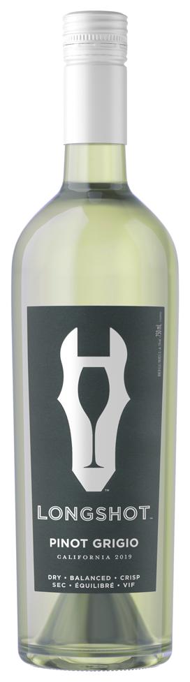 Pinot Grigio Bottle